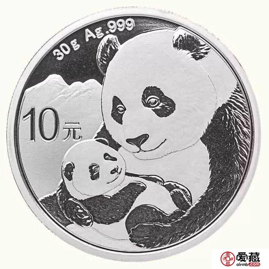 2019版熊猫币设计走心