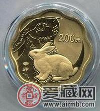 兔年梅花金银币特点
