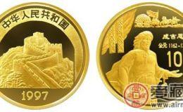 中国传统文化金币鉴赏
