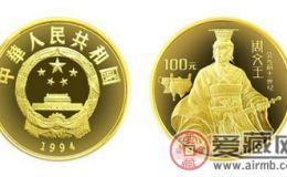 周文王金币的介绍和分析