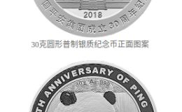 【熊猫金银币价格】2018年12月