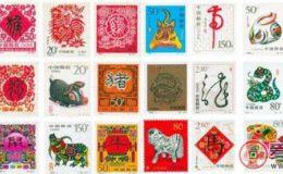 【第二轮生肖邮票价格】2018年12月