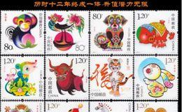 【第三轮生肖邮票价格】2018年12月