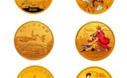 西游记三组金银币如何