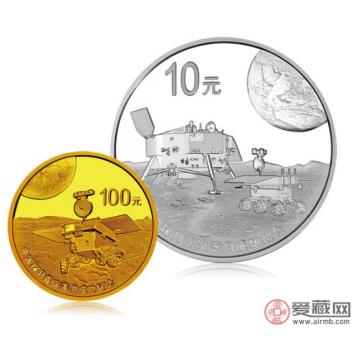 2014年落月金银币价格行情