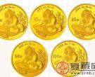 1998年熊猫金币套装藏品分析