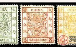 清代大龙邮票藏品解读