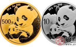 温暖的怀抱 安全的港湾——2019版熊猫金银纪念币赏析