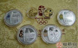 奥运会第2组金银币