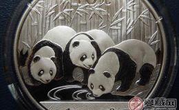熊猫纪念银币