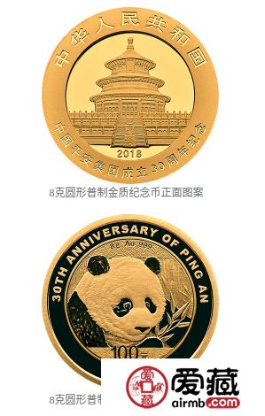 【熊猫金银币价格表】2019年1月