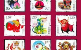 【第三轮生肖邮票价格表】2019年1月