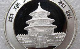 2000年熊猫银币价格