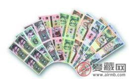 长城四连体钞值多少钱