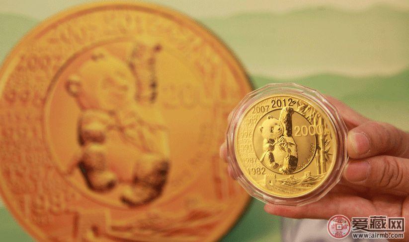 30周年熊猫金币价格