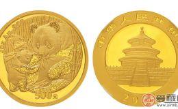 2005年熊猫金币价格