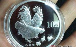 鸡年5盎司银币价格