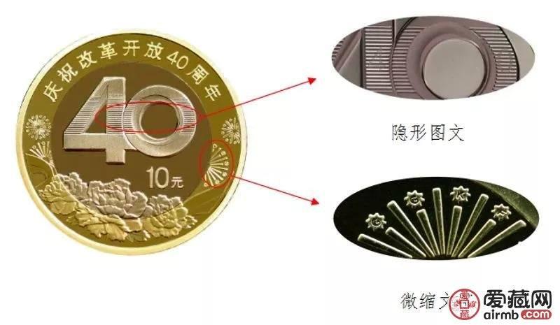 改革开放纪念币「最神秘的一处防伪」你发现了吗?