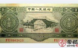 【第二套人民币价格表】2019年3月