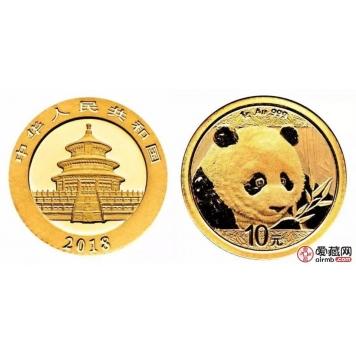 熊猫金币最新价格表及真假辨别