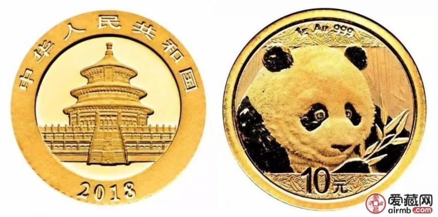 熊貓金幣最新價格表及真假辨別