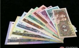 第四套人民币小全套整封(百联4同号) 的价值分析