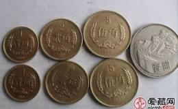 【长城硬币价格表】2019年1月