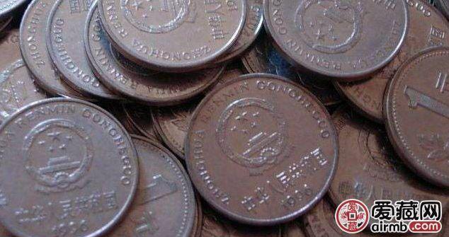 1996年1元硬币价格多少