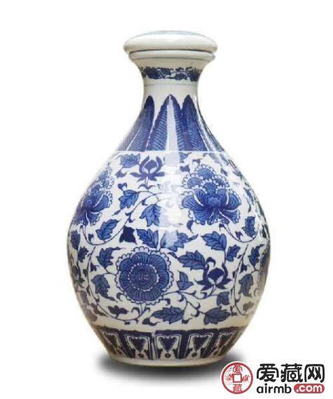 青花瓷的由来及其寓意是什么