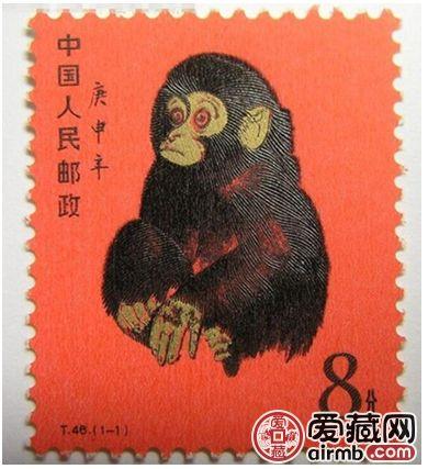 1980年生肖猴票值多少錢 1980年生肖猴票價格