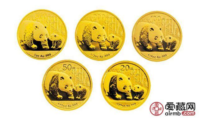 熊猫金币回收价目表