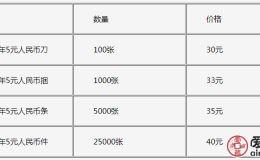 80版5元人民币值多少钱 80版5元人民币价格