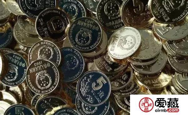 荷花5角硬币涨了10倍 硬币价格表