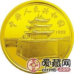 马可·波罗金银币10克马可·波罗头像、帆船金币
