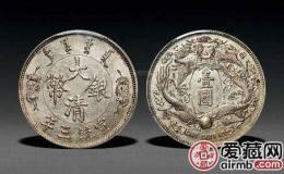 清朝银元值多少钱一个