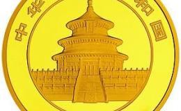2016版熊猫金银币1公斤熊猫金币