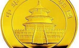 2014版熊猫金银币1公斤熊猫金币