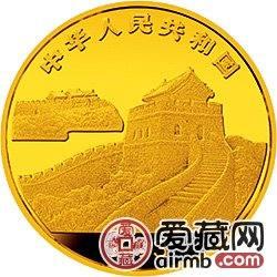 台湾风光金银币1/2盎司台南孔子庙大成殿金币