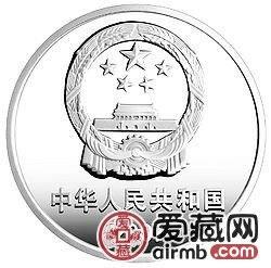 中国歼-10飞机金银币1盎司银币