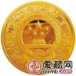 2009中国己丑牛年金银币10公斤金币