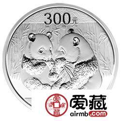 2009版熊猫金银币1公斤熊猫银币
