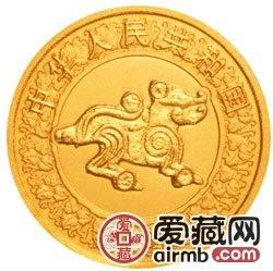 2006中国丙戌狗年金银币1/10盎司彩色金币