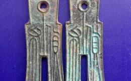 新莽货布古钱币图文赏析