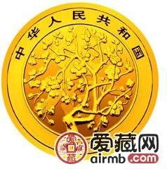 春节金银币1/3盎司金币