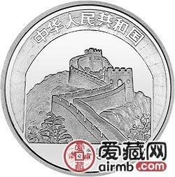 中国传统文化金银币22克狮子舞银币