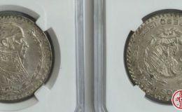 美属菲律宾行走女神银币1比索图片鉴赏