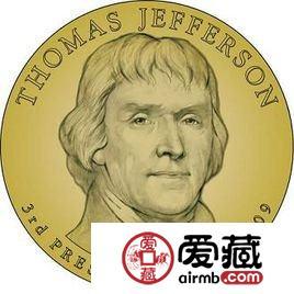 美国杰斐逊镍币5分硬币图文解析