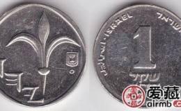 以色列银币图文解析