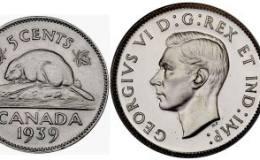 加拿大驯鹿银币25分图文解析