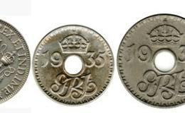 英属新几内亚银币1先令图文解析
